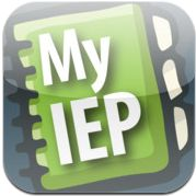 My IEP App- an app to help parents and teachers organize information for IEPs
