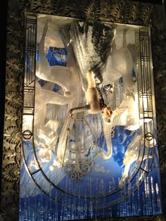 "Bergdorf Goodman, New York – ""Holidays on Ice"""