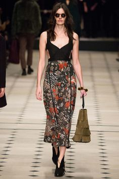 Burberry Prorsum | Fall 2015 Ready-to-Wear