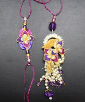 Are you in search of top-quality and affordable Pink n Purple Rakhi with Lumba Set online? Go for an exciting Pink n Purple Rakhi with Lumba Set online shopping experience only at FlowerzNCakez. Rakhi Gifts, Raksha Bandhan, Buy Flowers, Pink Purple, Delivery, Drop Earrings, How To Make, Stuff To Buy, Shopping