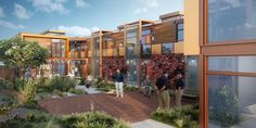 Potter's Lane will be California's first shipping-container apartment building.