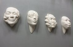 CuriosArte – Scultura – Le ceramiche emotive di Johnson Tsang