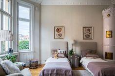 #styling #homestyling #bedroom #sovrum  Homestyling av våning vid Djurgårdsbron | Move2