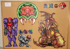 Super Metroid Board 1 by FlaminYawn.deviantart.com on @deviantART