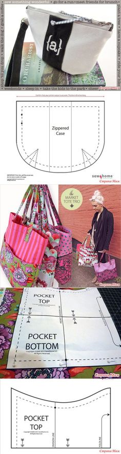 Sewing bag...♥ Deniz