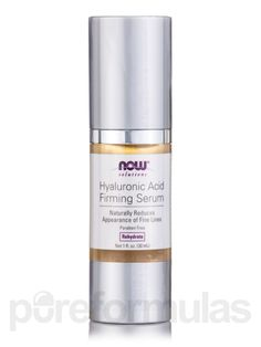 NOW® Solutions - Hyaluronic Acid Firming Serum - 1 fl. oz (30 ml)