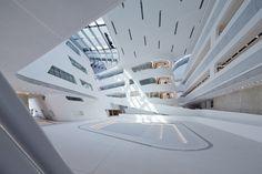 Galeria de Biblioteca e Centro de Aprendizagem da Universidade de Economia de Viena / Zaha Hadid Architects - 12