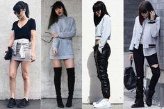 Estilo de blogueira: Vanessa Cesario | Just Lia