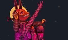 La Carpa Intolerante que desde la edición 2009 del Festival nos ha deleitado con lo mejor de la escena alternativa y underground de México y Latinoamérica.