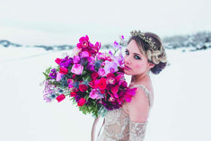 A Posy For My Love: The Hidden Meaning Of Flowers - Modern Wedding