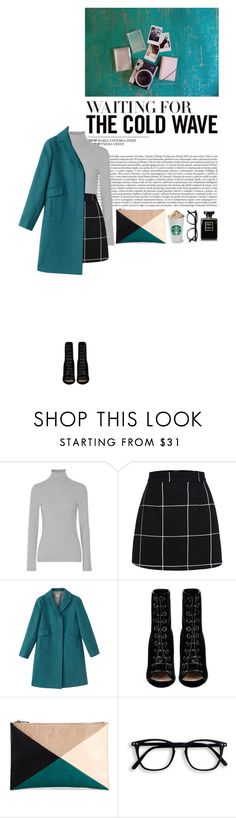 """""""Teal&Grey"""" by twiluv18 on Polyvore featuring James Perse, Precis Petite, Barbara Bui and Sole Society"""