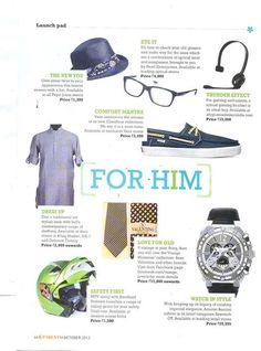 Accolades from Parents Magazine, another page to Yell's Cap
