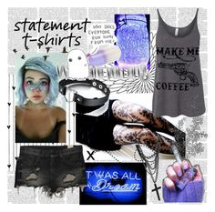 """""""It's not a fashion statement"""" by flami-mcr ❤ liked on Polyvore featuring Camp, Oliver Gal Artist Co., BBon-J and Jonathan Adler"""