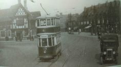 Beverley road junction , Hayworth corner. Hull. Kingston Upon Hull, East Yorkshire, Personal History, Old Photographs, Buses, Period, The Past, Corner, Memories