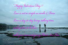 Happy Valentine day to all my 500px friends