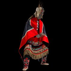 éex' Entrance Dance - Circle of Dance - October 2012 through October 2017 - The National Museum of the American Indian in New York Fox Dance, Crochet Santa, Tlingit, Native American Indians, Native Americans, Native Art, Baby Sweaters, National Museum, First Nations