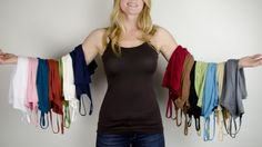 Camisole, Apricot Apparels, Women T-Shirts. Recommended as a modesty layer on a site I read.