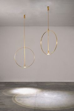 Luminaires design Suspensions Ceiling (Studio Formafantasma)