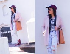 Fashion Lost: Seven Looks, One Bag One Bag, Fashion Bloggers, Irene, Duster Coat, Lost, Jackets, Bags, Down Jackets, Purses
