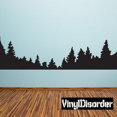Tree Wall Decal - Vinyl Decal - Car Decal - 069
