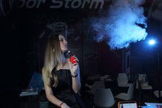 vapor storm in Beijing international  Electronic Cigarette Expo. Where are you? Vapor Storm on here.