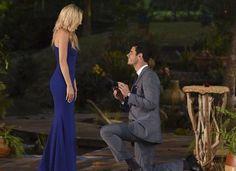 The Bachelor Finale: Ben Higgins Proposes To Lauren Bushnell; #JoJoFletcher Is The New Bachelorette