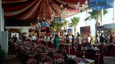 Rixos Palm Dubai Ramadan Tent Decoration
