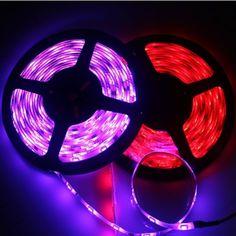 Zitrades  Waterproof Flexible 5050SMD   Color Changing RGB Ribbon Flexible 150 LED Light Strip 12v (5M 16.4ft/reel)