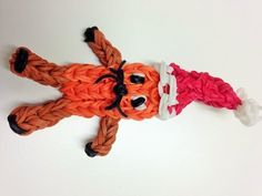 YouTube - Maus mit Mütze Rainbow Loom, Loom Bands Designs, Videos, Youtube, Christmas, Cute Mouse, Tutorials, German, Youtubers