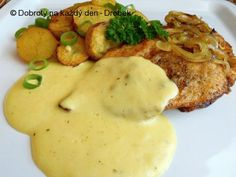 Czech Recipes, Ethnic Recipes, Good Food, Yummy Food, Top Recipes, What To Cook, Food 52, Family Meals, Chicken Recipes