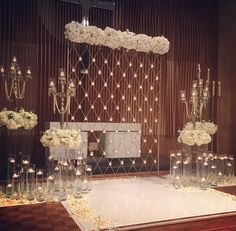 Reception Inspiration. For Indian Wedding Decorations in the Bay Area, California; Contact R&R Event Rentals, Located in Union City & serving the Bay Area and Beyond.