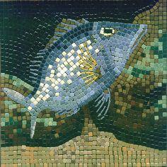 Mosaic #Fish