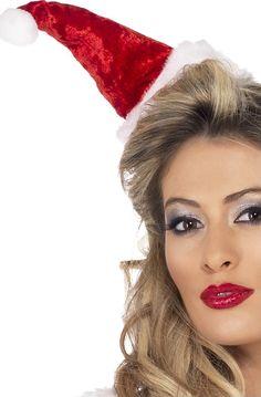 Cappellino da Mamma Natale adulto e tantissimi altri cappelli di natale on  line  scopri il 2826836383db