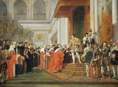De Unie van Utrecht, Joseph Denis Odevaere, 1815 - 1830