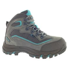 Hi-Tec Women's Skamania Mid-Rise Waterproof Hiking Boot >>> Check out this great image  at Hiking And Trekking Shoes Boots board