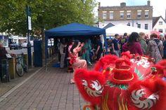 St Neots Town centre 2014