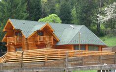 """Casele de lemn, afacerea din Secuime care a cucerit toată Europa. Cât costă o casă de lemn """"la cheie"""" - avantaje şi dezavantaje"""