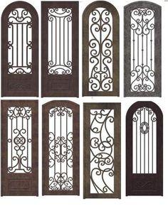 12 best door gate images door gate wrought iron doors wrought rh pinterest com