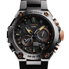 2c3b1a06720 Introducing the G-Shock MR-G 20th Anniversary in Hand-Hammered Titanium G