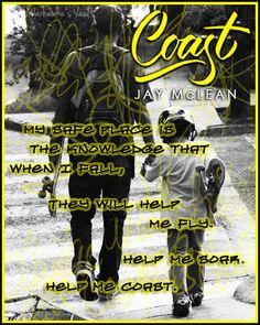 Coast by Jay McLean