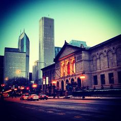 The Art Institute of Chicago via Twitter follower @deebirch