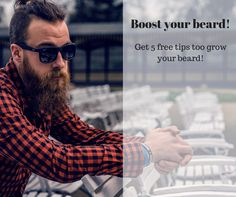 Boost your beard to have a fucking Viking beard! Check out our guide on www.beardcrown.com