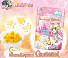 http://thingsfromjapan.net/sailor-moon-crystal-gummy-treats/ $2.60 http://thingsfromjapan.net/sailor-moon-crystal-gummy-treats/ #sailor moon gummy #Japanese anime stuff #Japanese snack