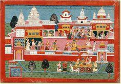 Krishna also Weds Kâlindî, Mitravindâ, Satyâ, Lakshmanâ and Bhadrâ