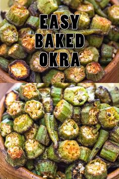vegetable recipes I discovered okra about two years ago and instantly fell in love with it. This vegetable is so healthy and easy to prepare, and it tastes great! If you havent had a chance to try it yet, now is the time. Healthy Vegetable Recipes, Healthy Vegetables, Vegetarian Recipes, Best Vegetables To Eat, Cooking Vegetables, Veggies, Baked Vegetables, Root Vegetables, Side Dish Recipes