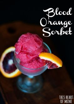 Recipe: Blood Orange