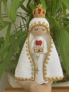 Crochet Dolls, Crochet Baby, Sewing Patterns, Crochet Patterns, Crochet Decoration, Nativity, Santa, Angel, Crafty
