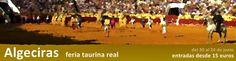 Morante, Manzanares, Perera, Talavante, Fandi...¡En Algeciras!¡Entradas por 29 euros! http://www.toroticket.com/25-entradas-toros-algeciras