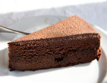 Agave Chocolate Cake - An all-wheat flour chocolate cake--dark and dense; frost with your favorite frosting! Healthy Cake, Healthy Dessert Recipes, Just Desserts, Cake Recipes, Snack Recipes, Agaves, Sugar Free Recipes, Sweet Recipes, Chocolate Lovers