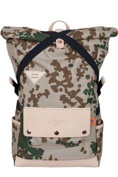 Atelier de l'Armée Series Backpack www.atelierdelarmee.com